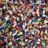 Bild 74: Frauen im Farbrausch 180x100 (Öl)