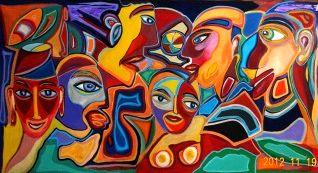 Henri Philippe: Figurativ - figurative - figurativos